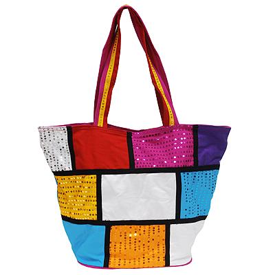 Итальянские разноцветные сумки европарк